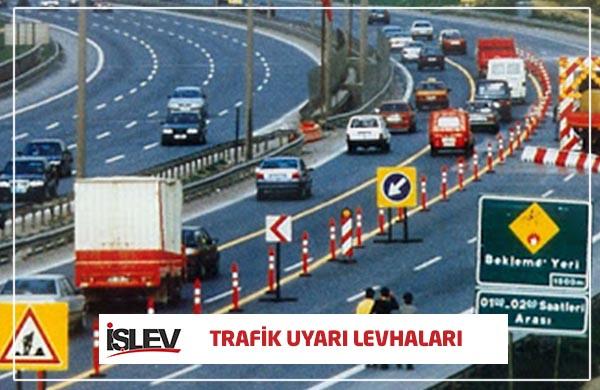 Trafik Uyarı Levhaları