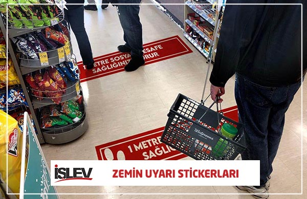 Zemin Stickerları
